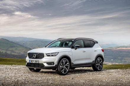 Volvo Xc40 Electric Estate P8 Recharge 300kW 78kWh First Edition 5dr AWD Auto